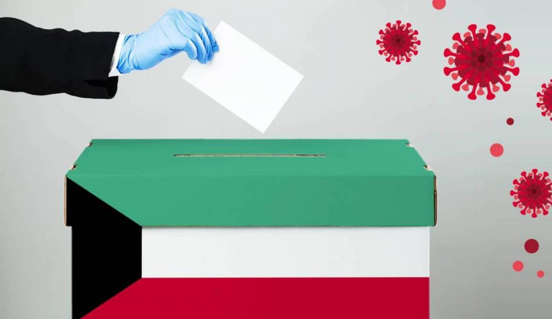 10 لجان في 5 مدارس لتصويت مصابي كورونا