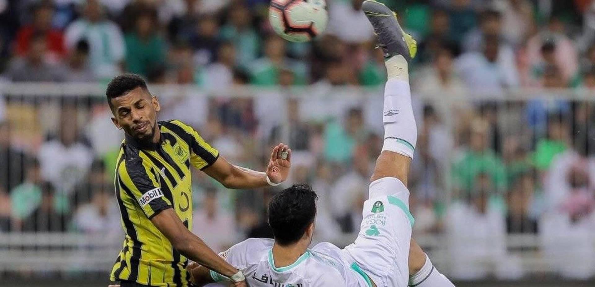 عمر السومة مهاجم «من ذهب».. في الدوري السعودي