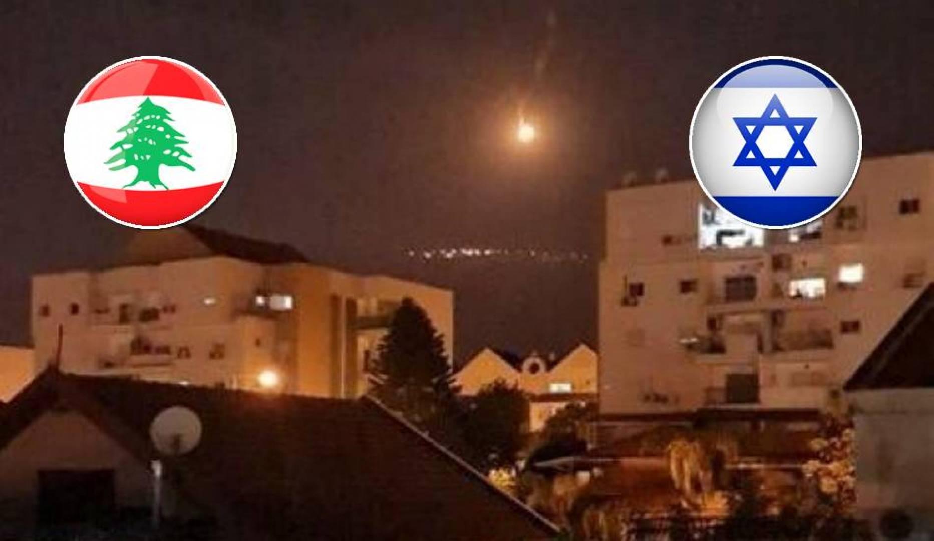 الجيش الإسرائيلي يستدعي مروحياته العسكرية.. لتمشيط الحدود اللبنانية