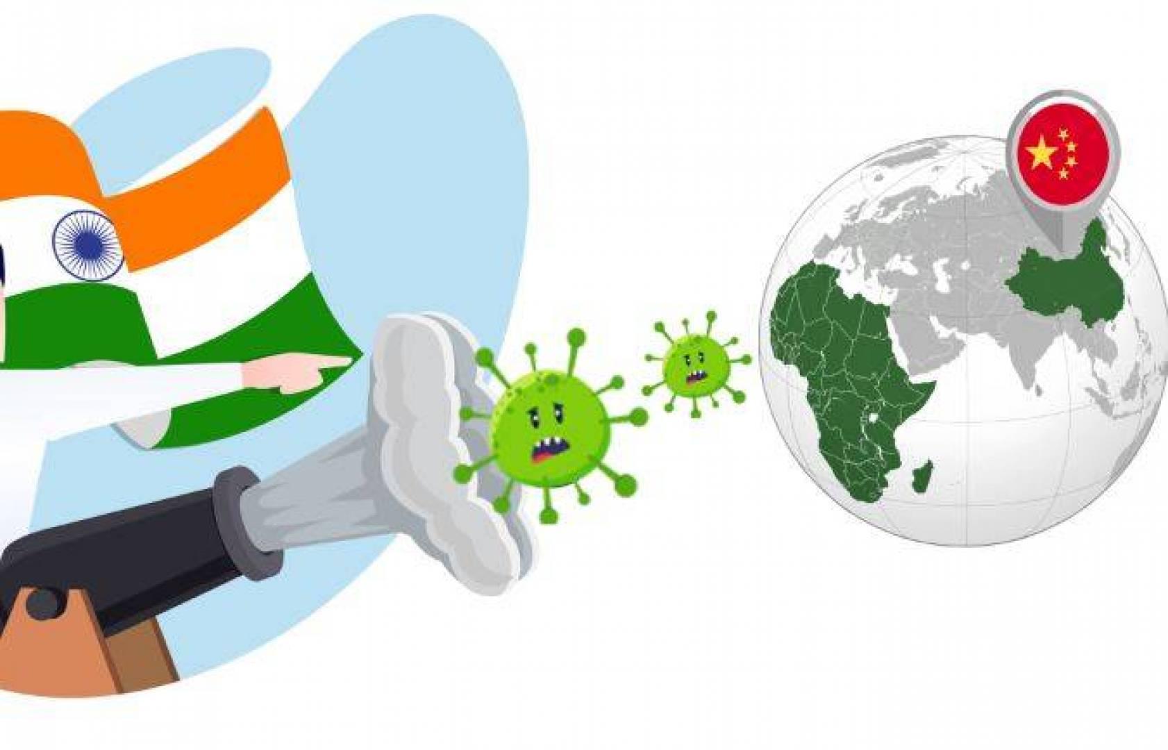 الصين تبرئ نفسها: «كورونا» فيروس هندي