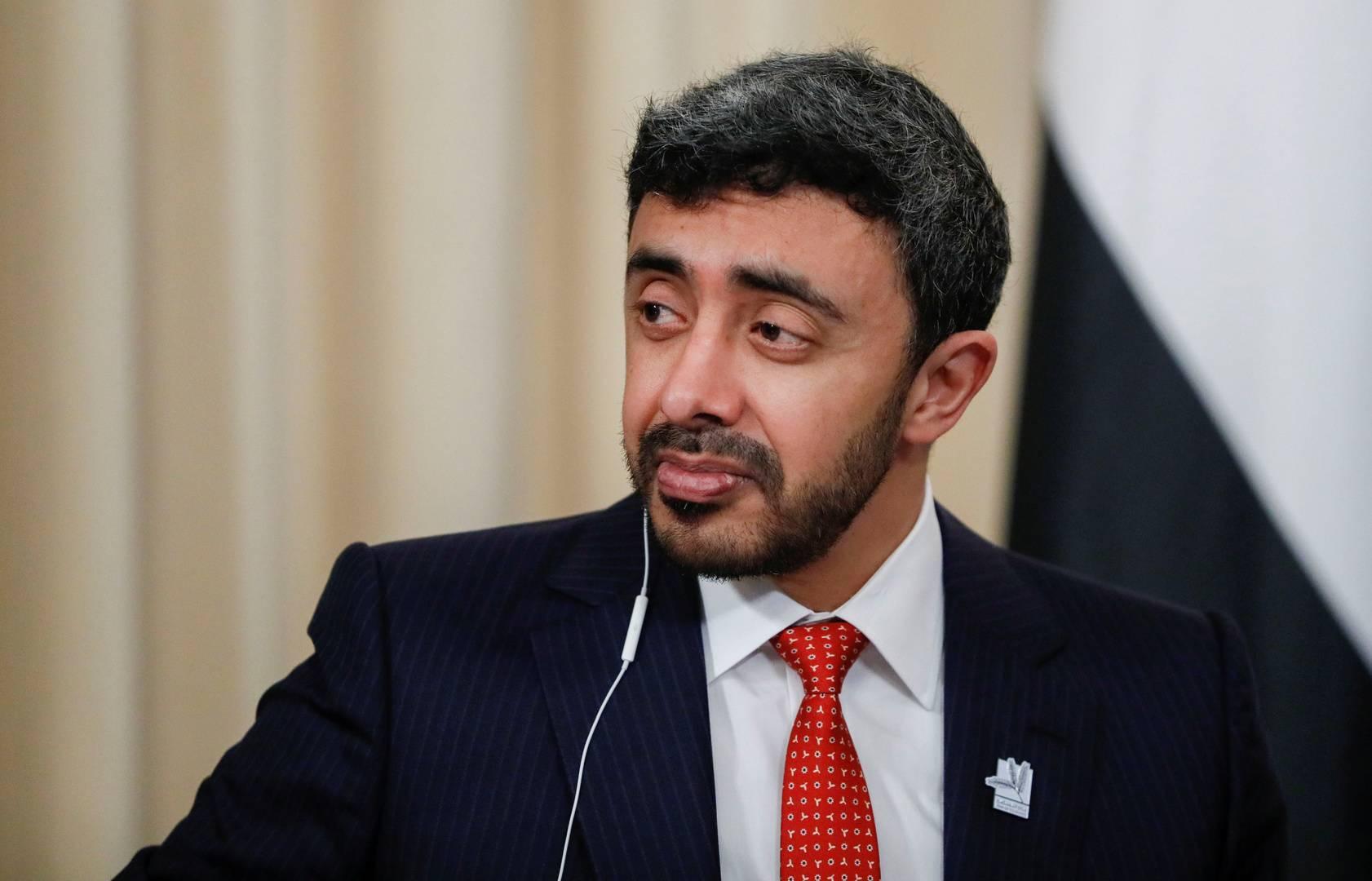 وزير خارجية الإمارات: ضرورة العمل لمواجهة الإرهاب والتطرف في المنطقة