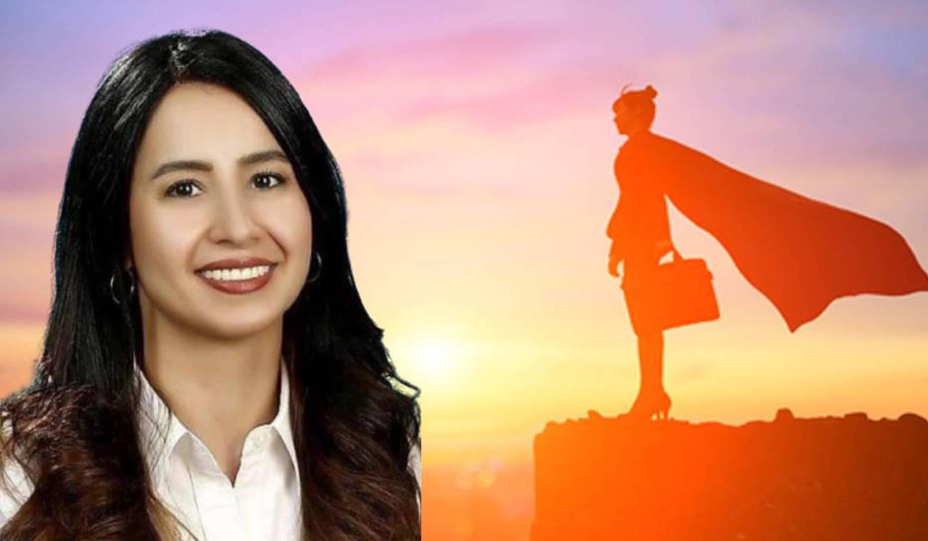 المهندسة مرام أبو دعموس.. ضمن النساء العربيات الأكثر تأثيراً