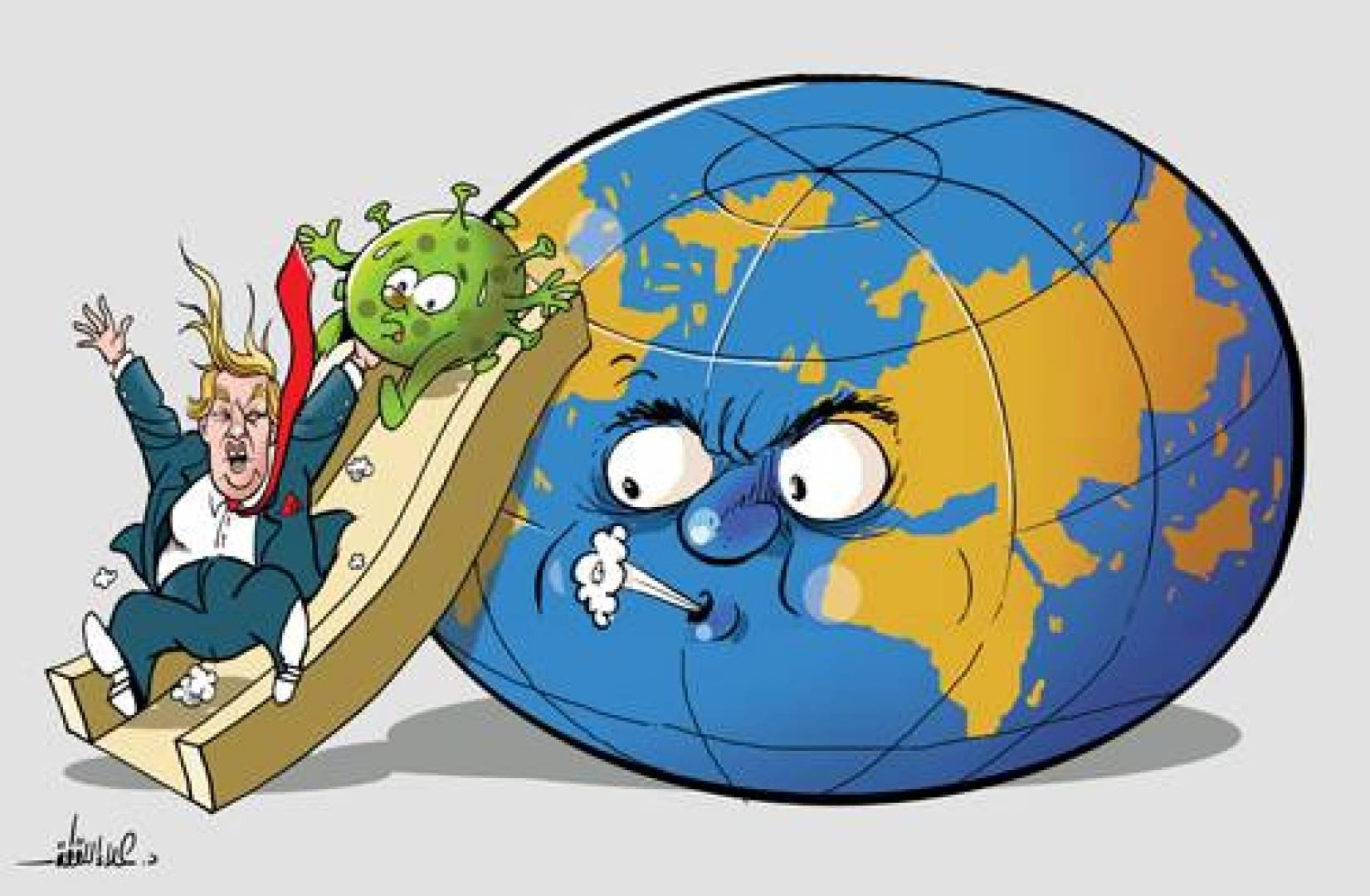 كاريكاتير 18-12-2020