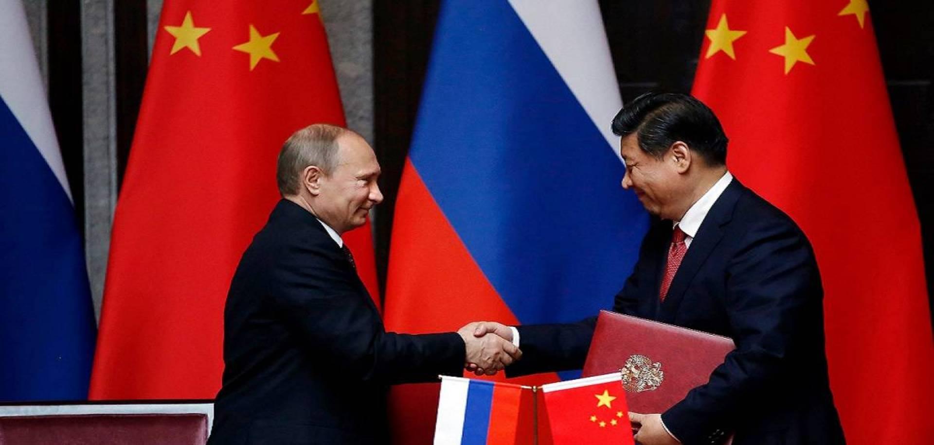 واشنطن: روسيا والصين تشكلان التهديد الرئيسي للهيمنة في البحار