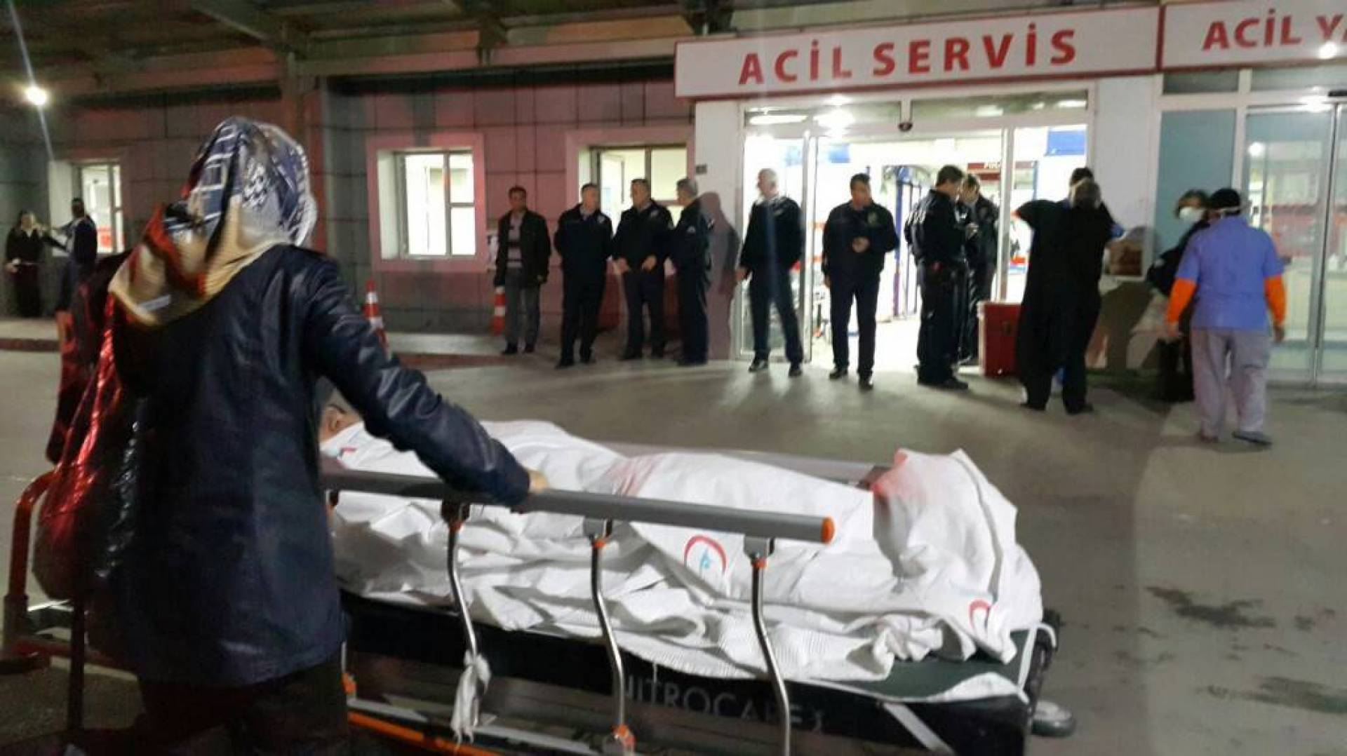 مرضى كورونا في تركيا.. يموتون حرقًا!