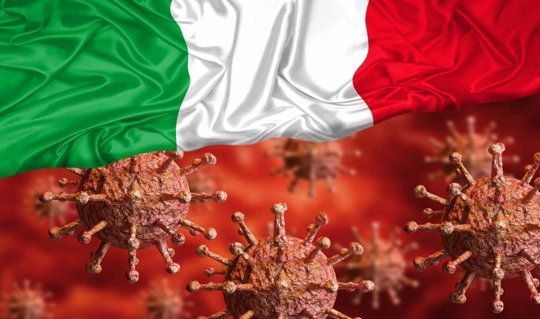 إيطاليا تكتشف إصابة بالسلالة المتحورة الجديدة من «كورونا»
