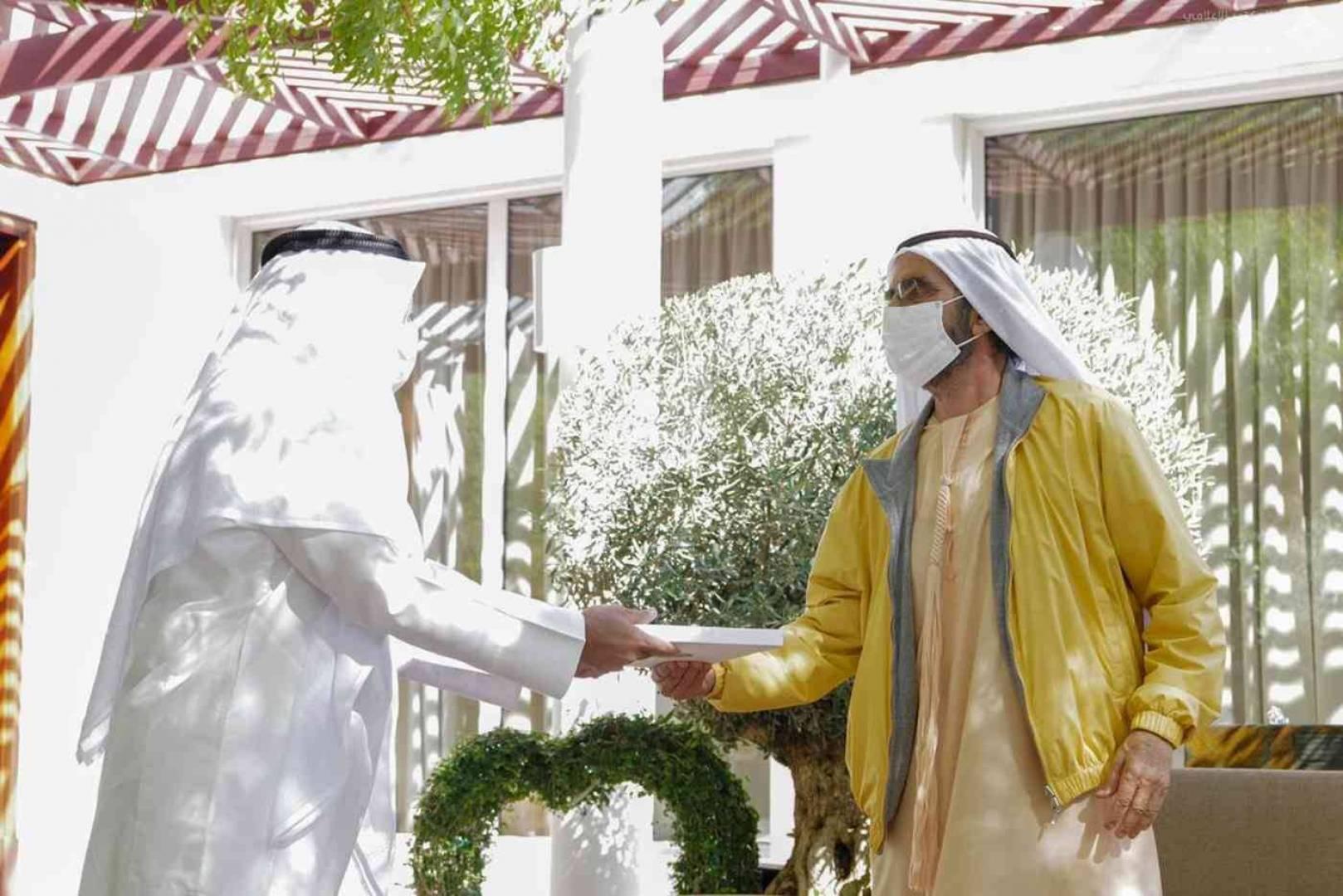 الإمارات تتسلم الدعوة الرسمية لحضور القمة الخليجية في الرياض