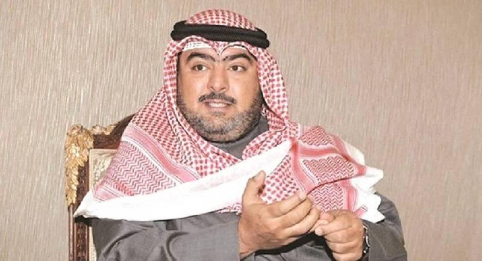 وزير الداخلية الشيخ ثامر علي صباح السالم