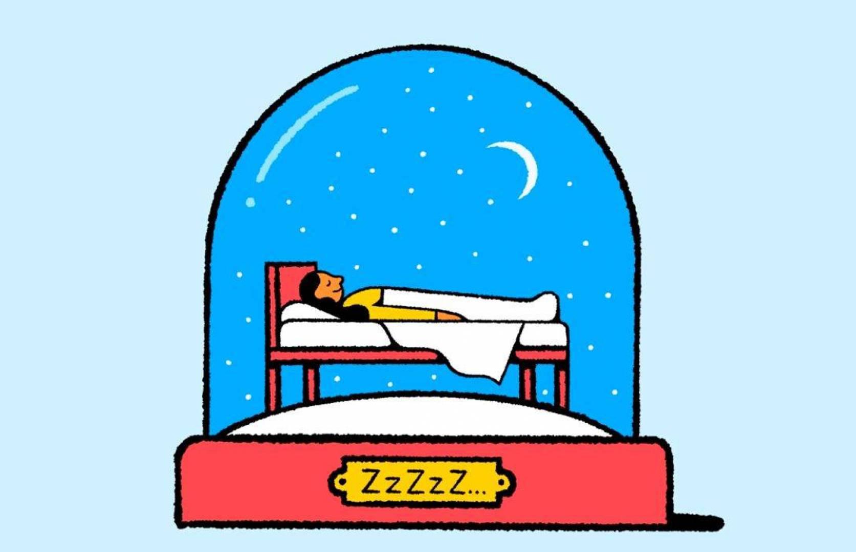 دليلك للحصول على نوم أفضل.. في 2021