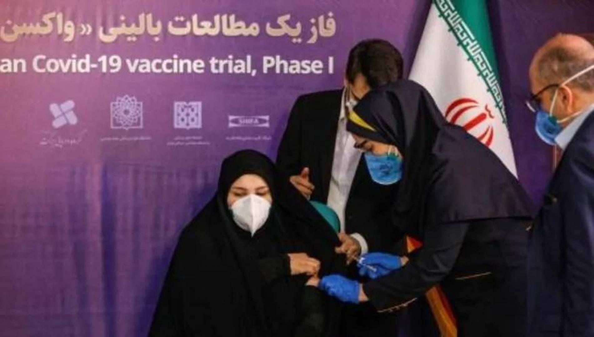 إيران تبدأ تجارب بشرية على أول لقاح محلي لكورونا