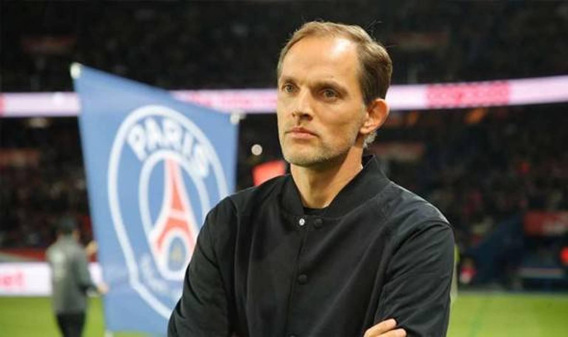 باريس سان جيرمان يقيل المدرب توخيل