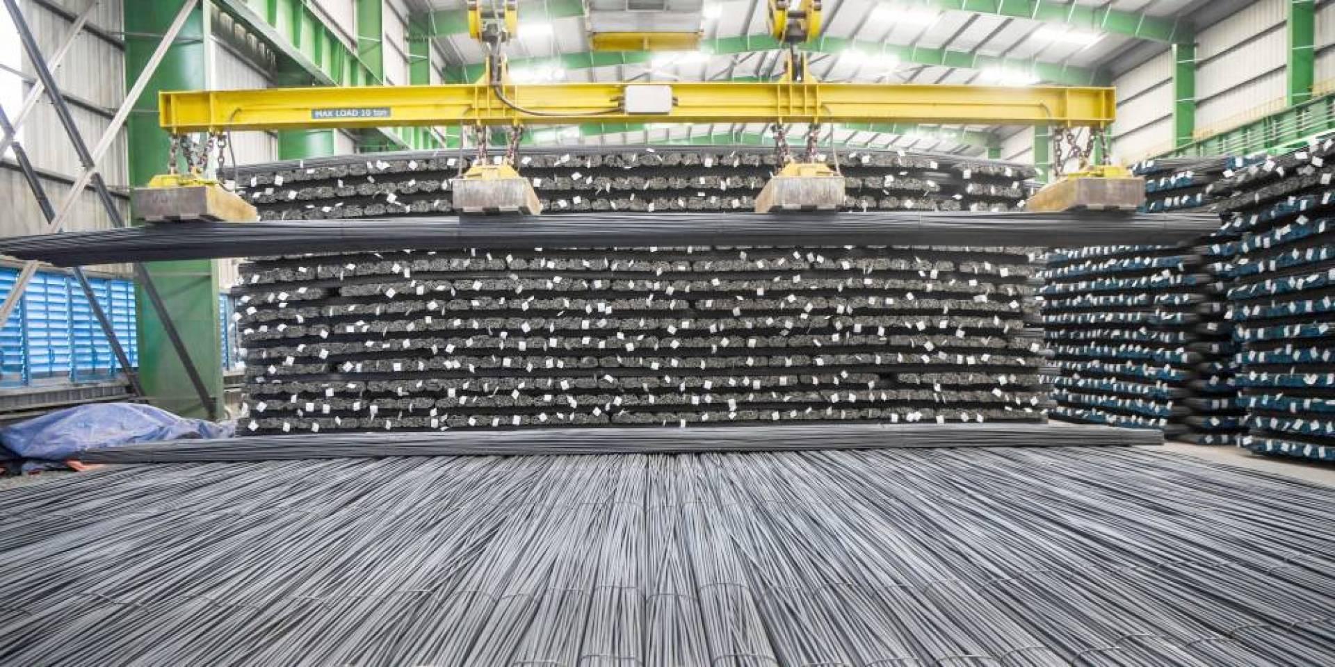 4 توصيات لتطويق ارتفاع أسعار الحديد
