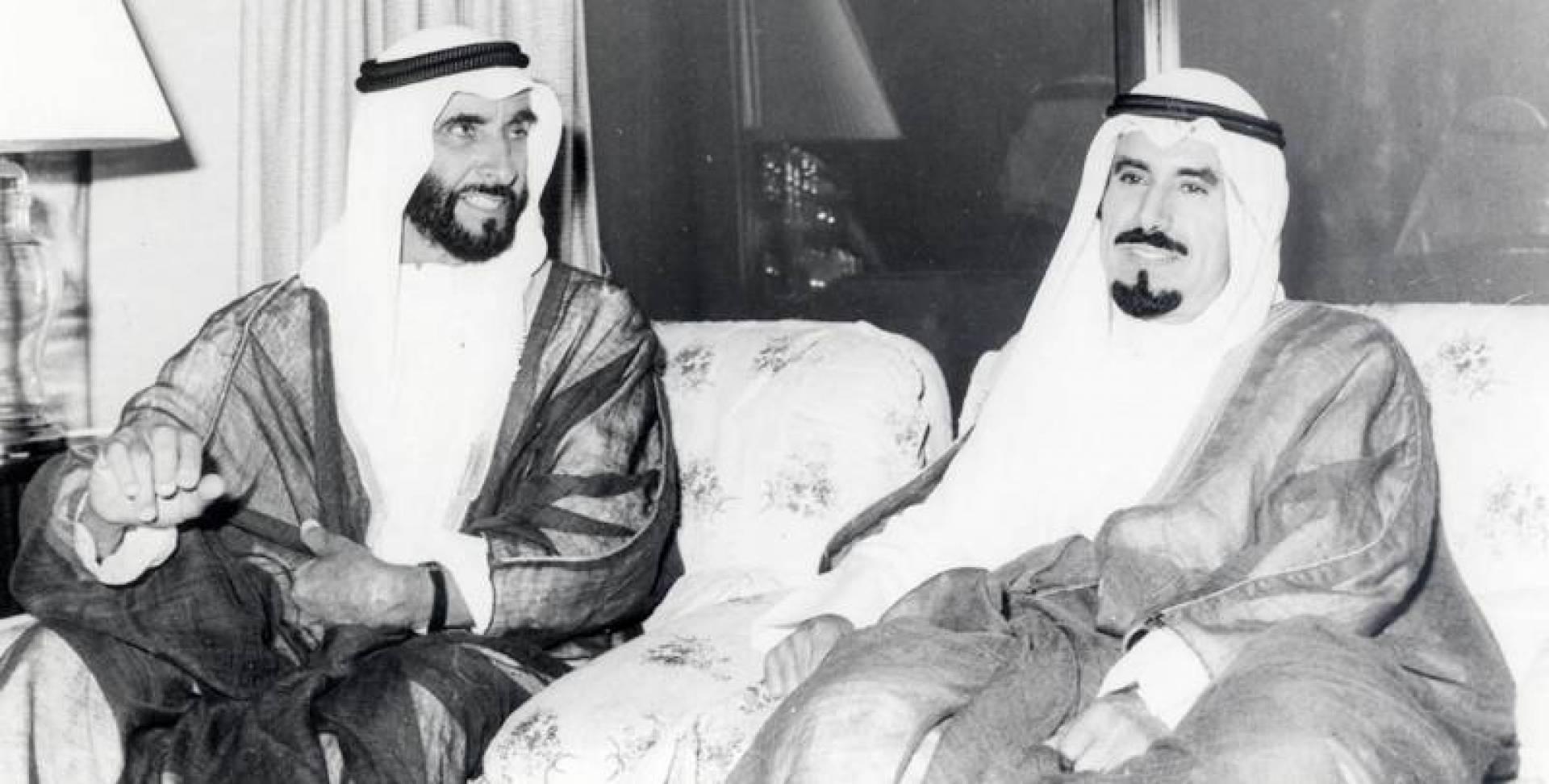 1981| تعاون أمني وعسكري بين دول الخليج.. والشيخ زايد: لا يجوز طلب الحماية من دولة أجنبية
