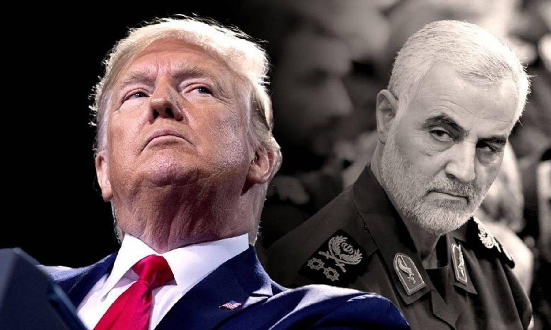 إيران تخاطب الإنتربول لاعتقال ترامب