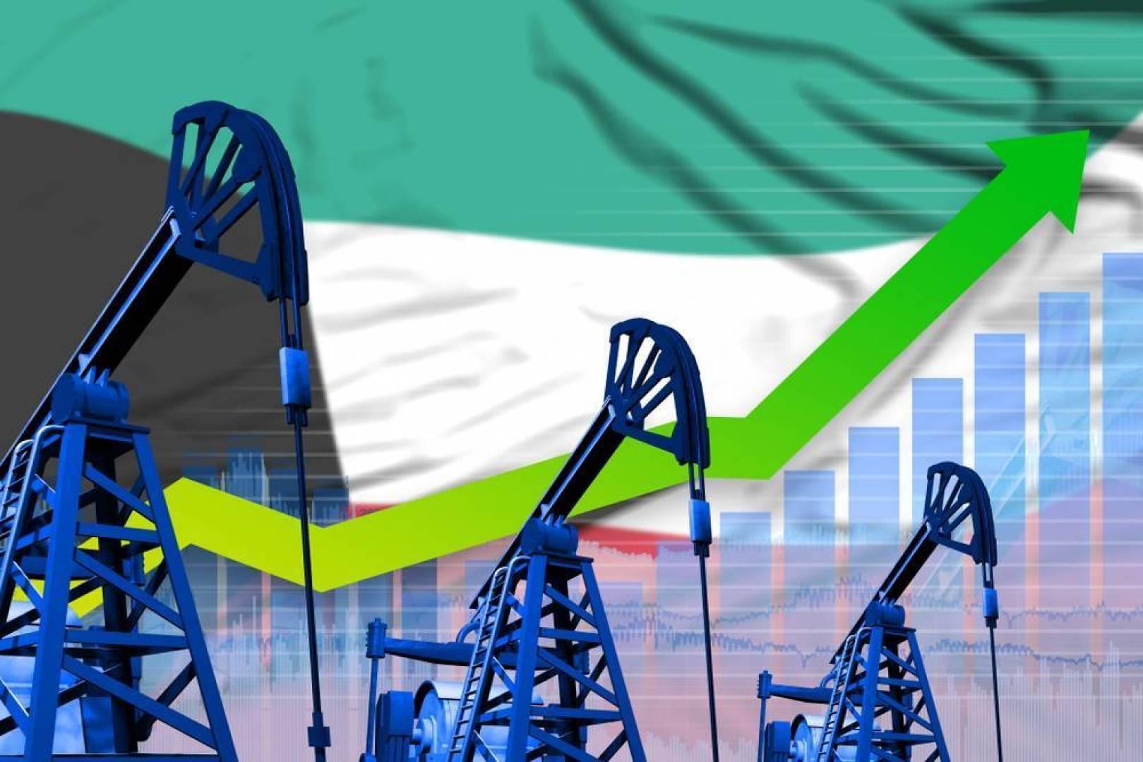 النفط الكويتي يرتفع 44 سنتاً ليبلغ 55.94 دولار للبرميل