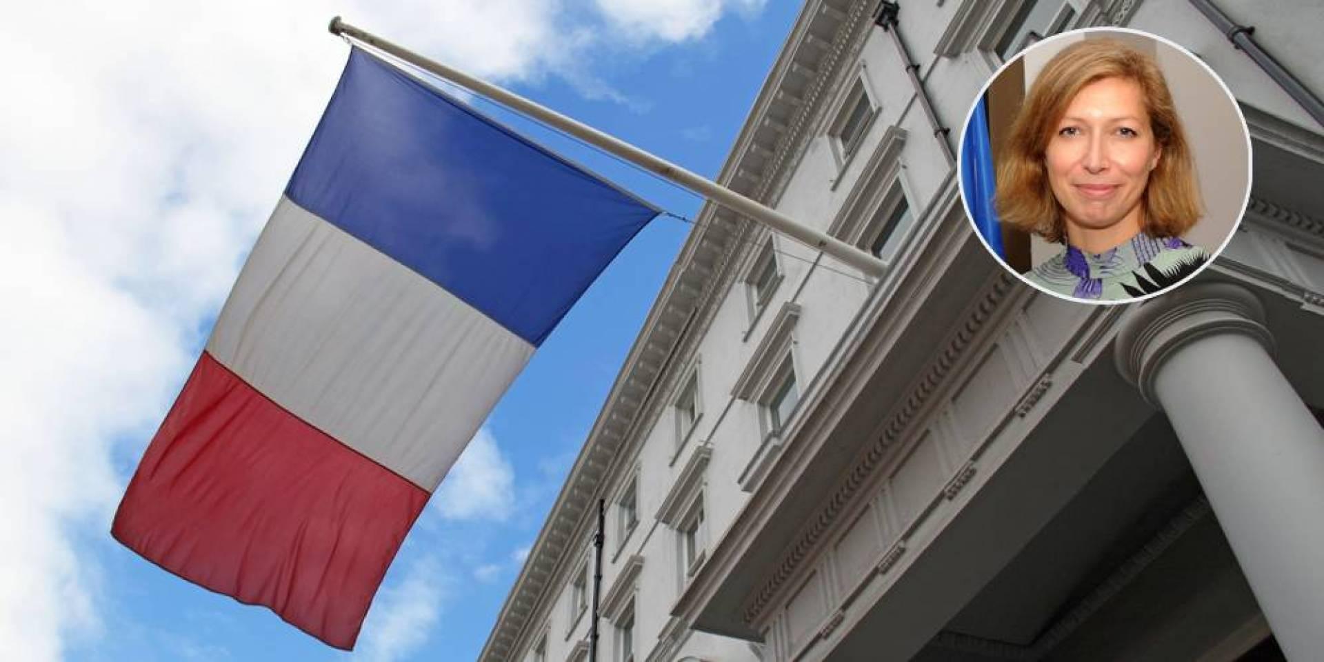 السفيرة ليجيندر: فرنسا سلَّمت الكويت 300 آلية عسكرية