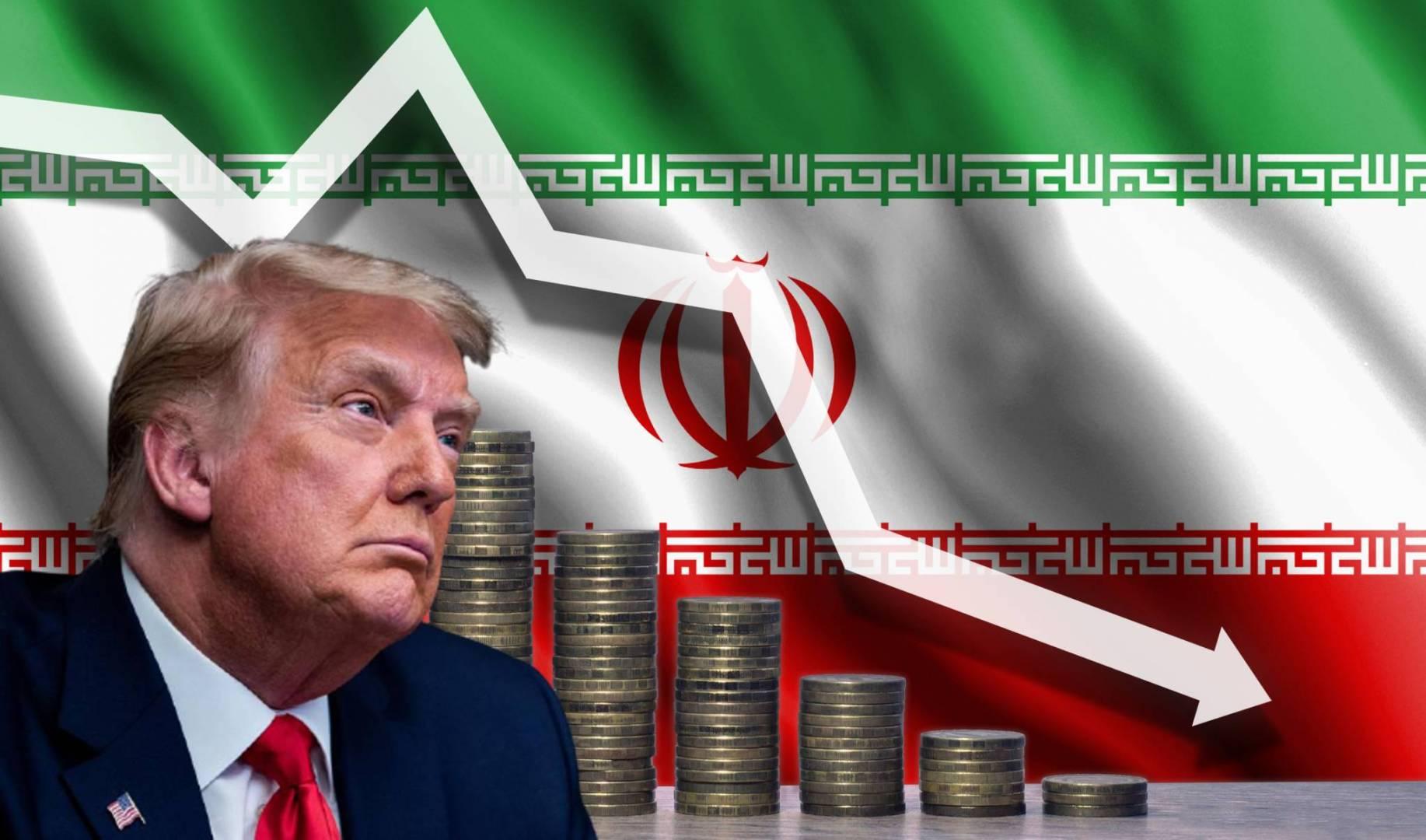 خسائر إيران ترتفع إلى 270 مليار دولار.. بسبب عقوبات ترامب