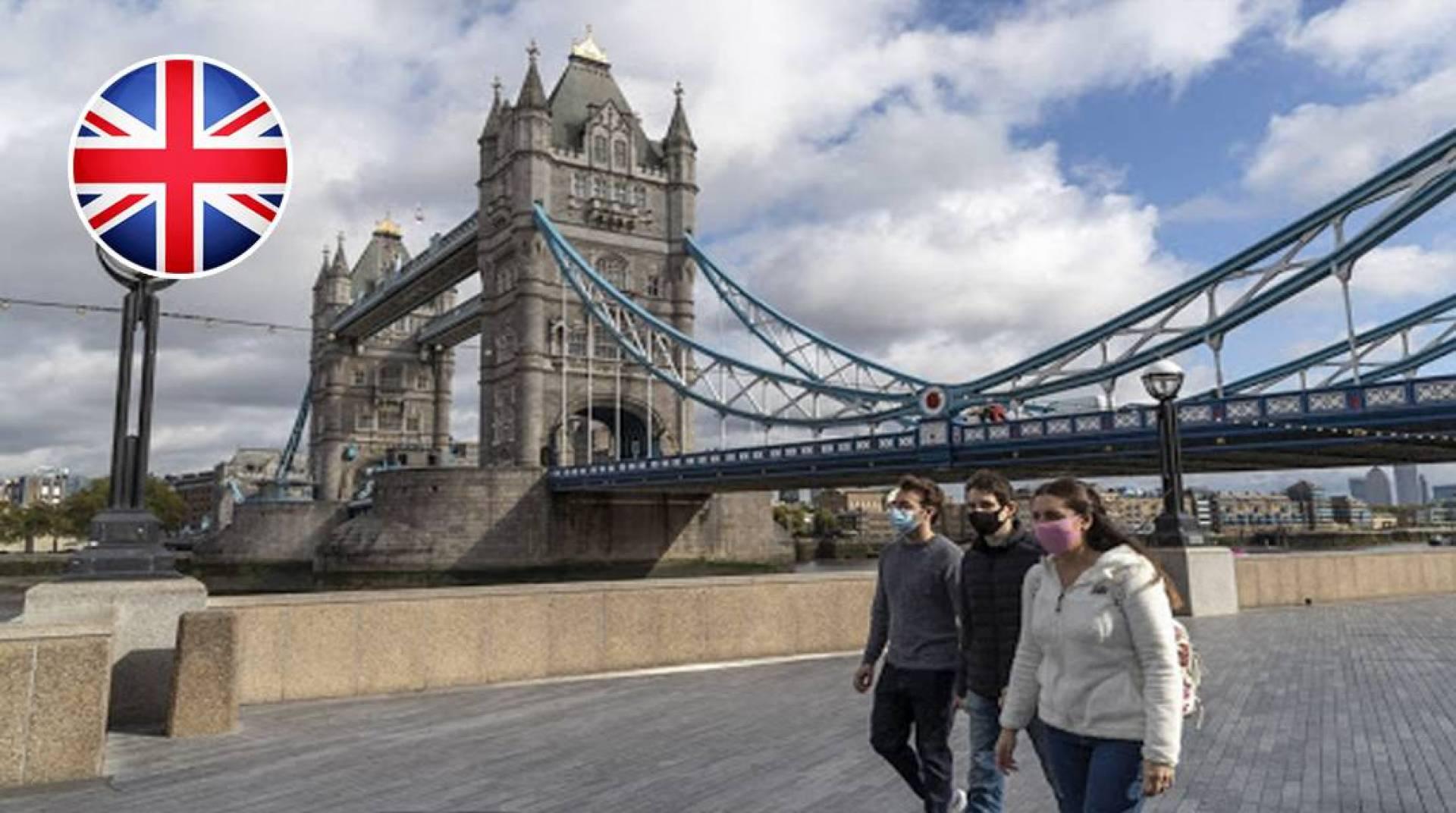 بريطانيا.. مصاب بين كل 50 شخصاً بفيروس كورونا حالياً