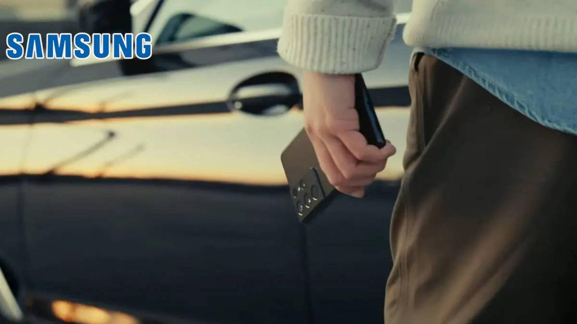 قريباً.. هاتف «سامسونغ» مفتاح لسيارتك