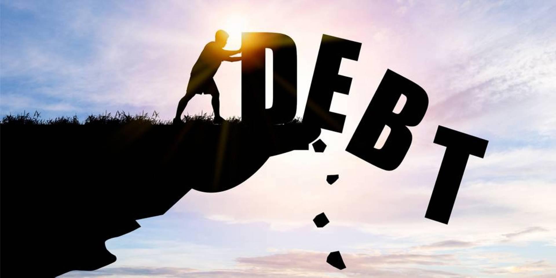 5 طرق لتخفيف الديون المتراكمة