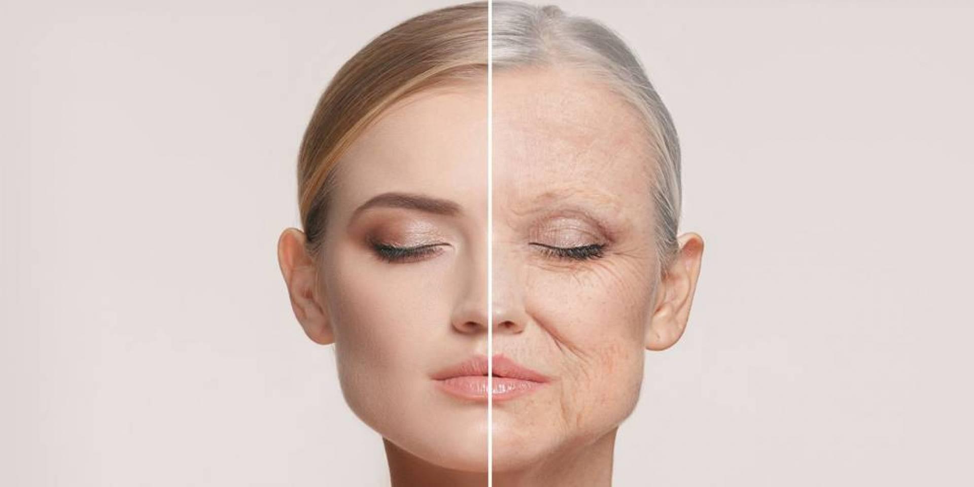 لماذا يتجعد الوجه عندما نتقدم في العمر؟
