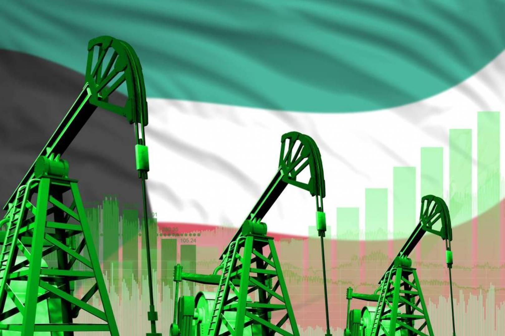 النفط الكويتي يرتفع 1.11 دولار ليبلغ 56.47 دولار للبرميل