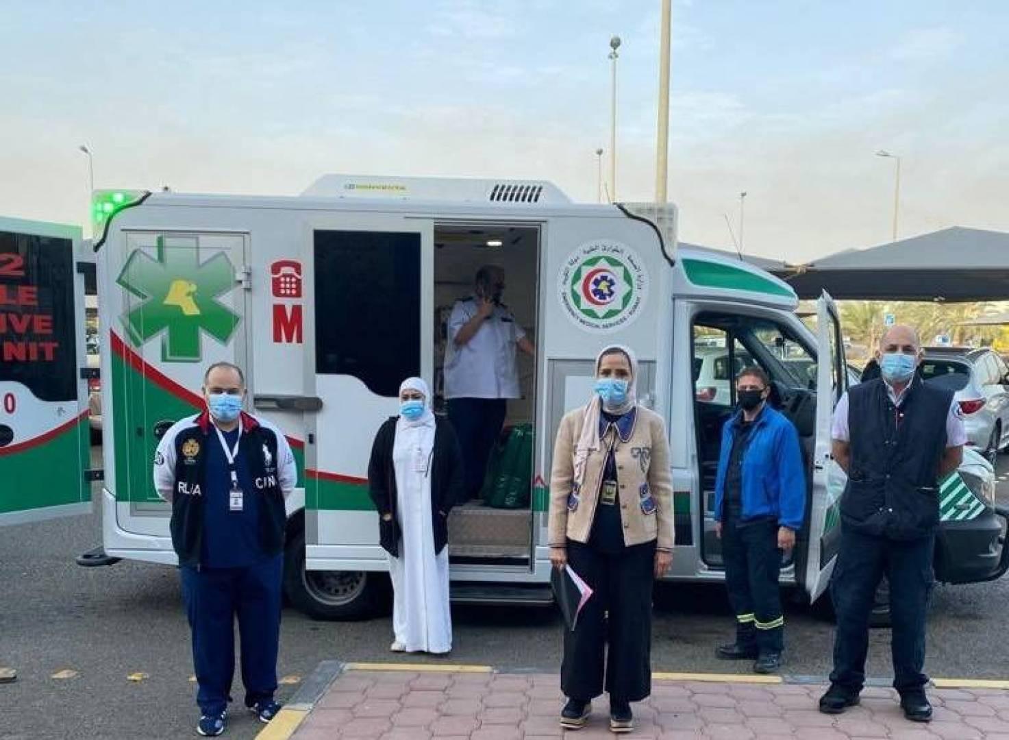 «الصحة» تدشن حملة التطعيم في مراكز رعاية المعاقين والمسنين