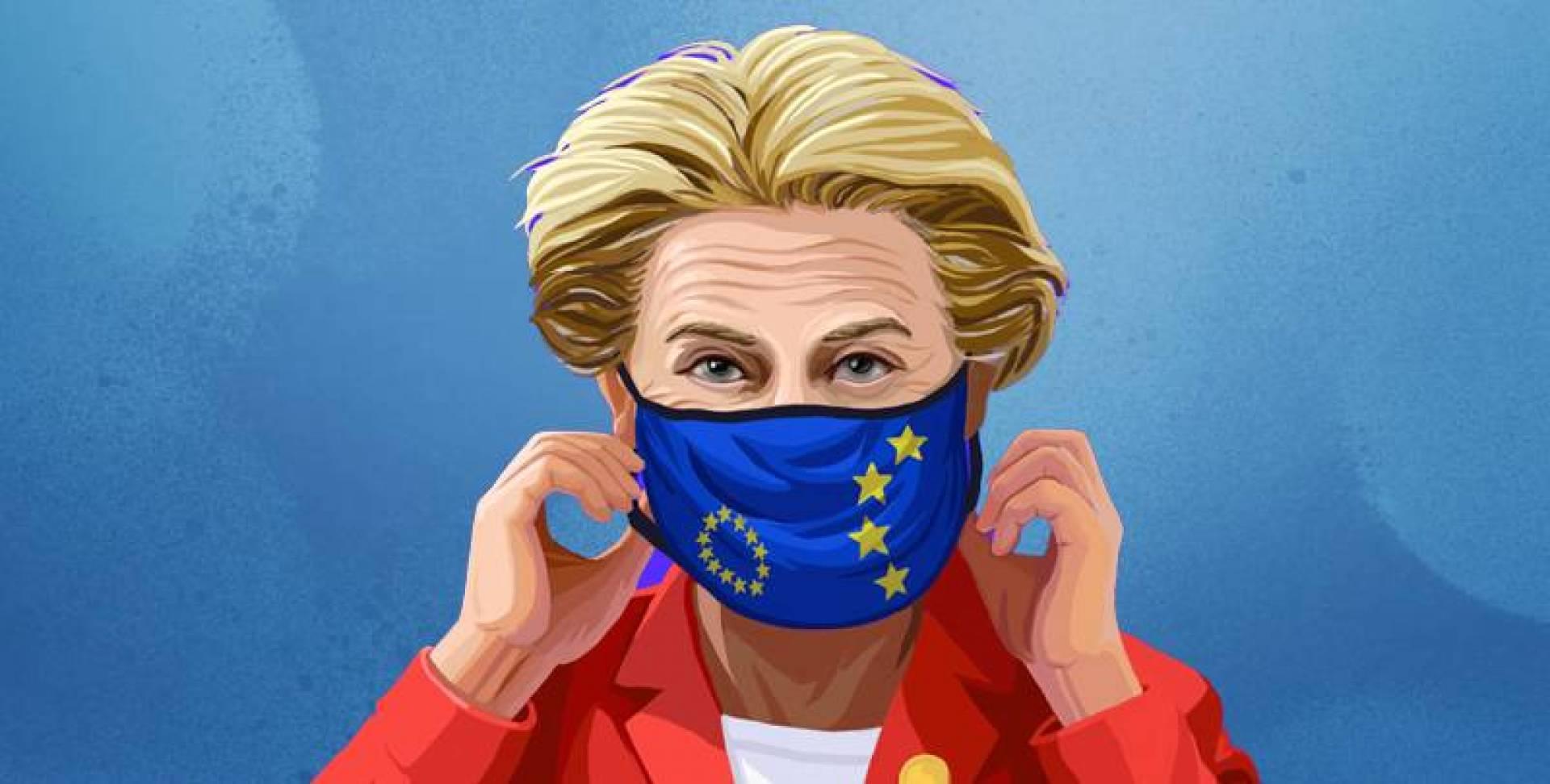 أورسولا فون دير.. من أقوى نساء أوروبا