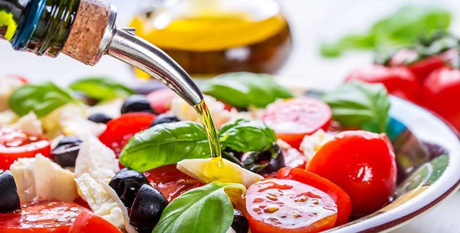 حمية البحر المتوسط أفضل نظام غذائي