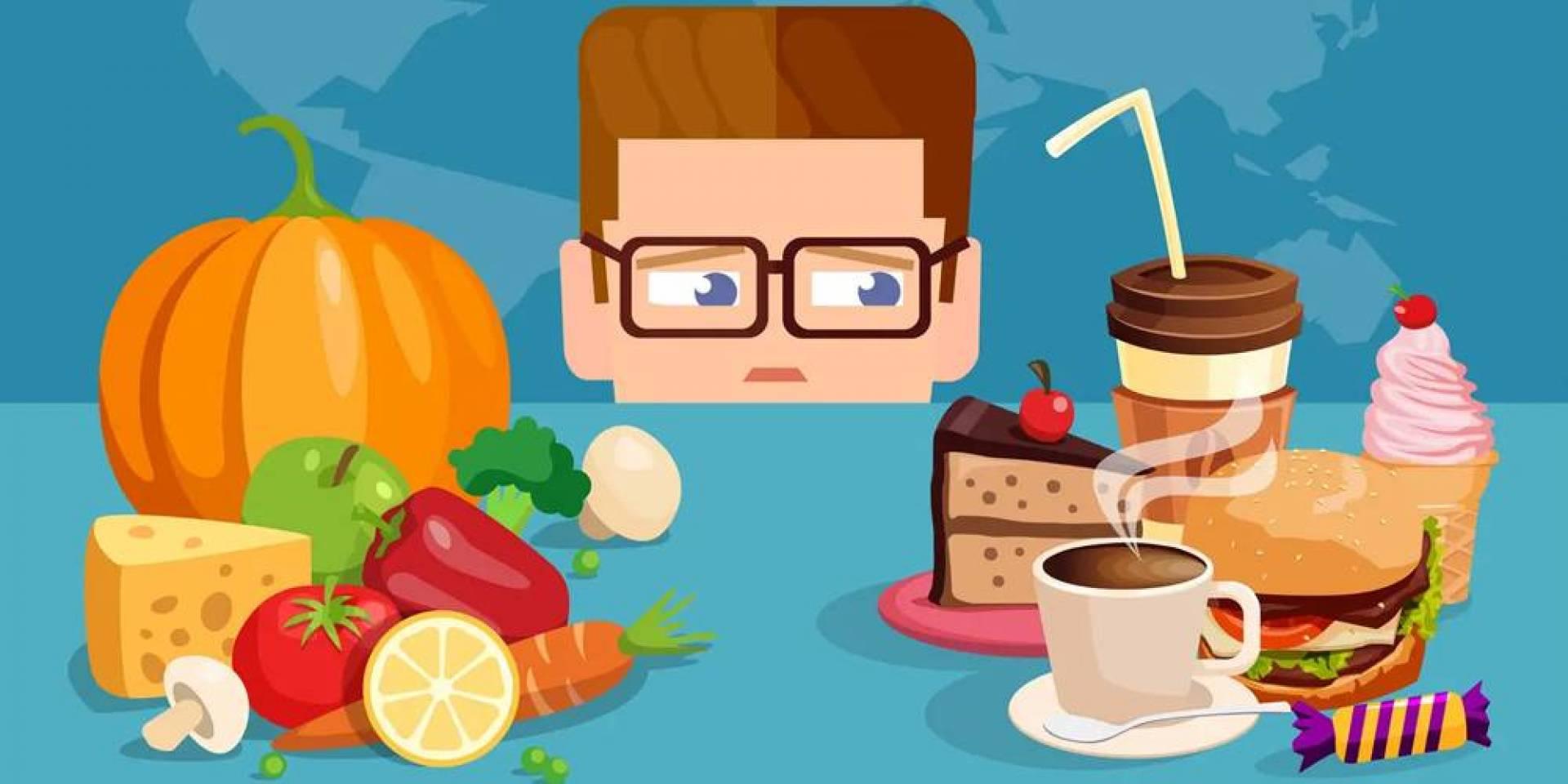 تناول المزيد من الطعام يساعدك على انقاص وزنك