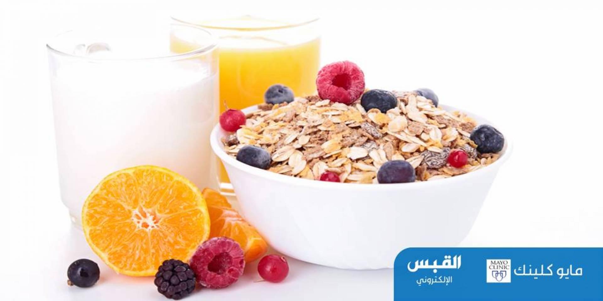 أكثِرْ من الألياف في نظامك الغذائي