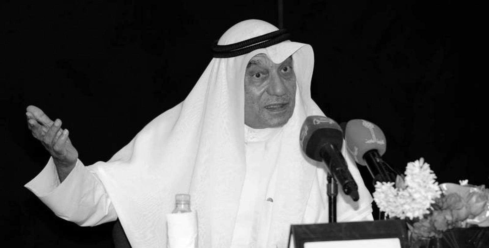 عبدالله بشارة.. صورة أرشيفية