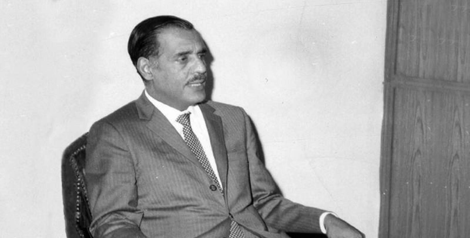السيد محمد يوسف العدساني.. صورة أرشيفية